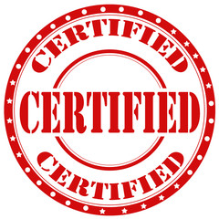 Certified-stamp