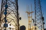 Sutro Tower telecommunication tower