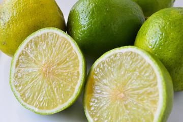 Lime cut