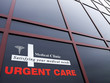 Urgent Care Building and sign - 64771910