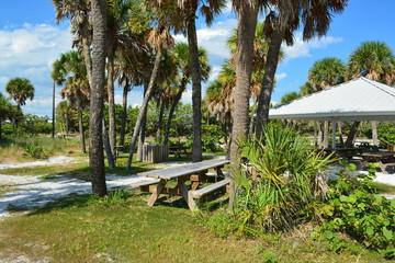 Boca Grande picnic park