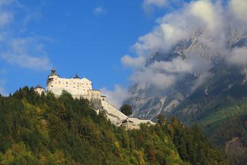 The fortress-palace Hohenwerfen