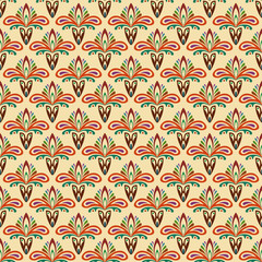 Tribal Face pattern