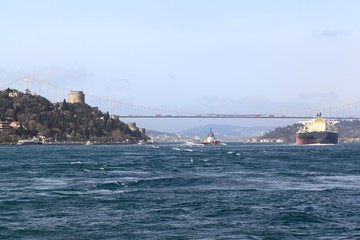 The Bosphorus Strait