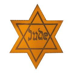 Jewish Yellow Star