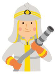 職業_消防士