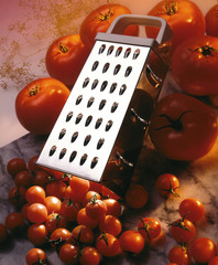 Grated Tomatoes