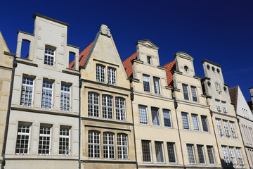 Prinzipalmarkt Giebelhäuser