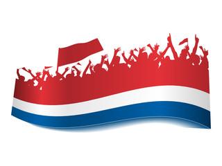 2014 Gruppen Schild - Niederlande