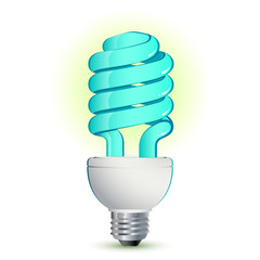 Fluorescent light Bulb