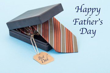 tie as a gift for father's day