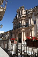 Le chiese barocche di via Penna - Scicli