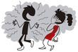 男の臭い体臭に苦しむ女性
