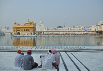 Harmandir Sahib Amritsar india