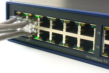 Netzwerkverbindung