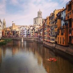 Girona flower time
