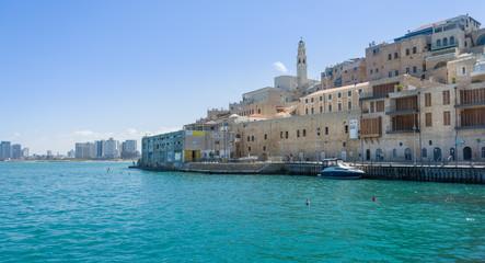 Jaffa and Tel-Aviv