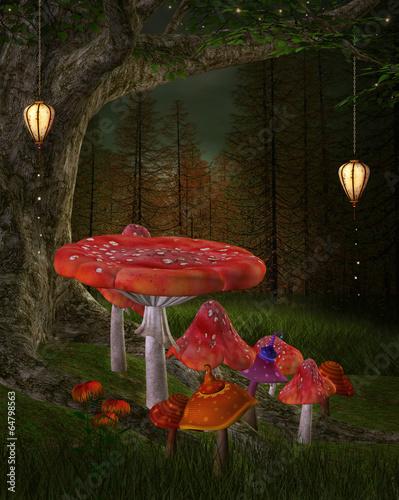 Midsummer night's dream series - Queen of fairy place