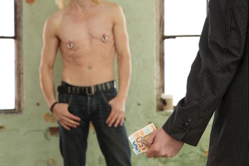 male prostitution