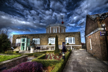Royal observatory, Greenwich, London