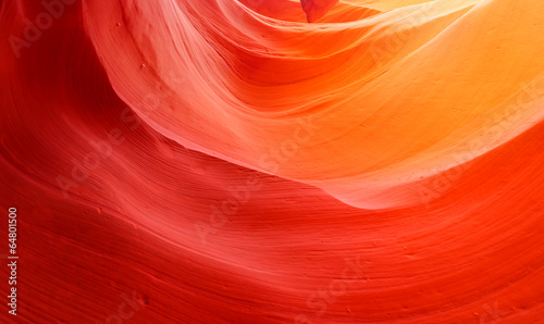 Papiers peints Rouge Lower Antelope Canyon