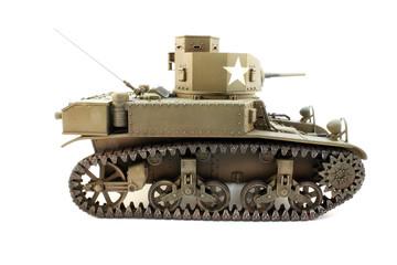 Model M3 Stuart view right