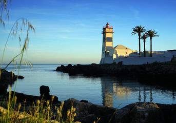 Leuchtturm Bucht