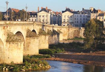 Pont Georges V à Orléans