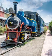 famous mountain railway, Toy Train, India