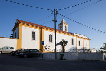 Church of the Convent of St. Paul in Almada