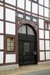 Fachwerkhaus in der Neuen Strasse in Alverdissen