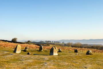 Druids Stone Circle, Birkrigg Common