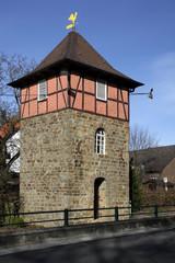 Glockenturm in Extertal-Meierberg