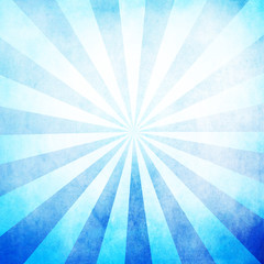 Blue rays blank background texture