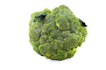 Frischer Grüner Broccoli
