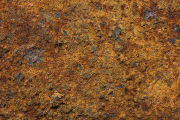 Old rusty metal texture