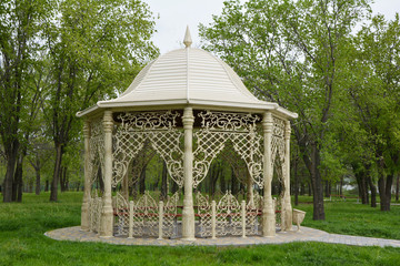 Fancy gazebo