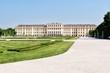 Schonbrunn palace and gardens in Vienna