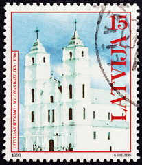 Basilica of the Assumption, Aglona (Latvia 1999)
