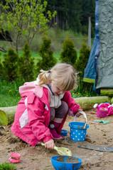 child on the playground