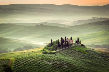 Tuscany, Italy. Landscape