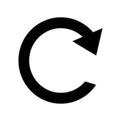 Repeat sign icon