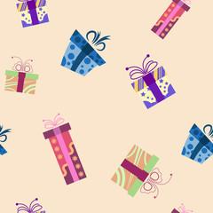 Presents pattern