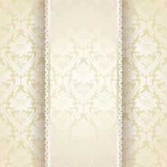 Elegant antique-style background