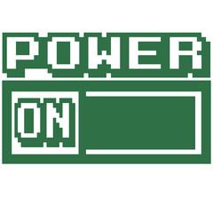 Power On Logo Design