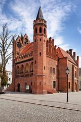 Rathaus von Tangermünde, Sachsen-Anhalt