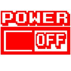 Power Off Logo Design
