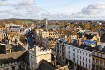 Oxford Aerial