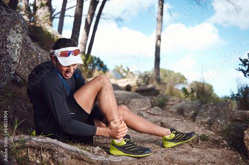 painful running injury - 64833904