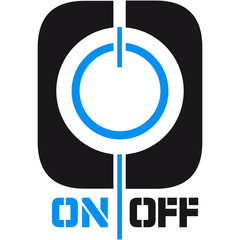Off On Power Symbol Logo